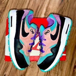 Nike Air Max 95 (TD) Toddler Shoes Sneakers, 9c